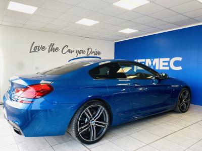 BMW 650i M-Sport Coupe