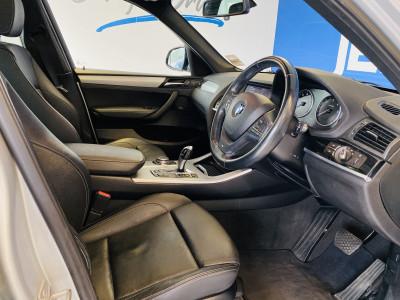 BMW X3 20d M-Sport
