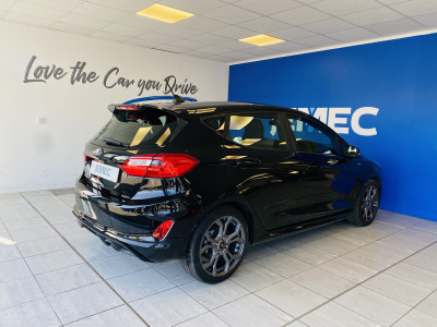 Ford Fiesta 1.0 ST Line 140ps Ecoboost