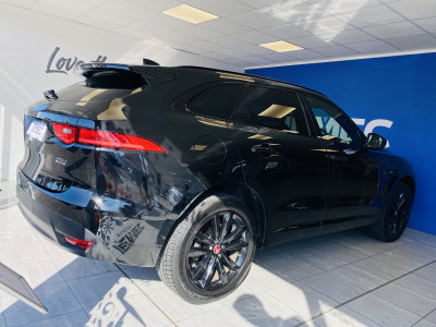 Jaguar F-Pace 2.0 i4D AWD R-Sport Black Edition